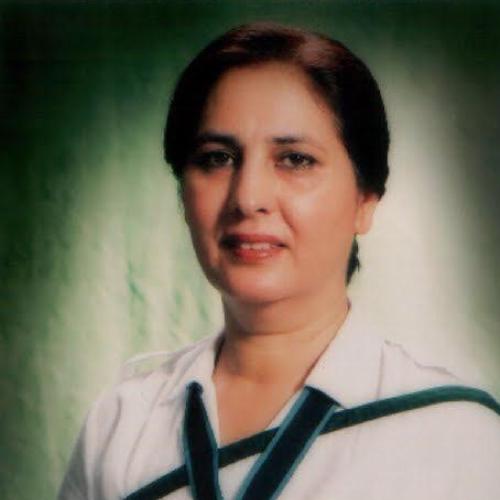 Dr. Nighat Arshad